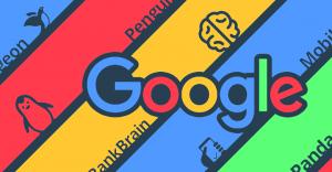 معرفی الگوریتم های گوگل و تاثیر آن در سئو سایت | روش های رتبه بندی گوگل
